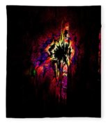 Shattered Dreams Fleece Blanket