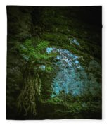 Shawnee Stone Fleece Blanket