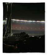 Shea Stadium Fleece Blanket