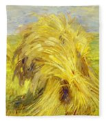 Sheaf Of Grain 1907 Fleece Blanket