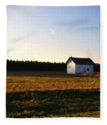 Shed Fleece Blanket