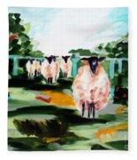 Sheeps Fleece Blanket