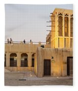 Sheikh Saeed House And Museum Fleece Blanket