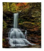 Sheldon Reynolds Falls Fleece Blanket