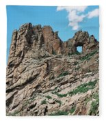Shelf Road Rock Formations Fleece Blanket