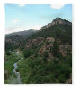 Shelf Road Vista Fleece Blanket