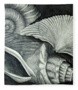 Shells Fleece Blanket