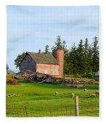 Shepard Farm Fleece Blanket