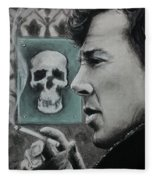 Sherlock Fleece Blanket