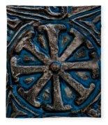 Shield Of Time Fleece Blanket
