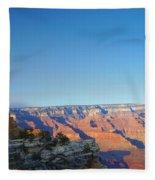Shifting Perspectives Fleece Blanket