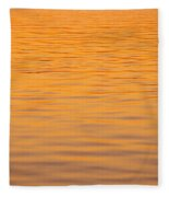 Shimmering Surface Fleece Blanket