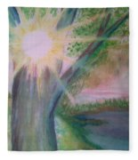 Shine Thru Fleece Blanket