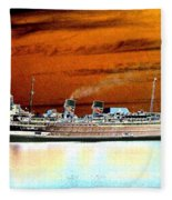 Shipshape 2 Fleece Blanket