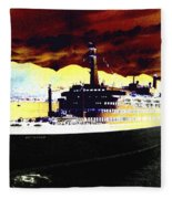 Shipshape 3 Fleece Blanket