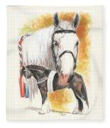 Shire Fleece Blanket