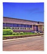 Shirk Products Factory Fleece Blanket