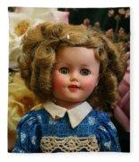 Shirley Shirley Fleece Blanket