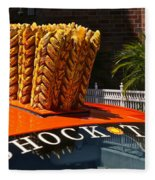 Shock Top Fleece Blanket