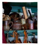 Shoemaker Supplies Fleece Blanket
