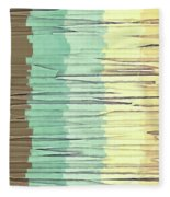Shreds Of Color 2 Fleece Blanket