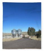 Shumway Corral Fleece Blanket