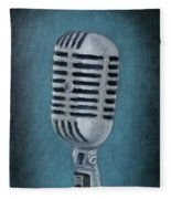 Shure Thing Fleece Blanket