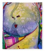 Shy Gal Fleece Blanket