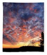 Sierra Skygasm Wide Angle Fleece Blanket