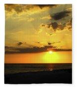 Siesta Sundown Fleece Blanket