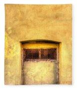 Sighisoara, Old Town Fleece Blanket