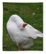 Silly Goose Fleece Blanket