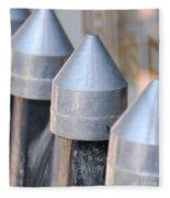 Silver Bullets Fleece Blanket