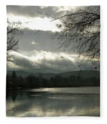 Silver River Fleece Blanket