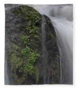 Silverdale Falls Fleece Blanket