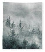 Simbiosis II Fleece Blanket