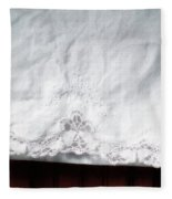Simple Elegance Fleece Blanket