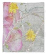Simple Pleasures Fleece Blanket