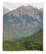 Simply Colorado 2 Fleece Blanket