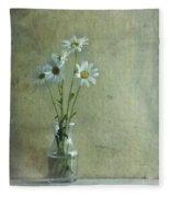 Simply Daisies Fleece Blanket