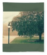 Singing In The Rain  Fleece Blanket