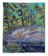 Singleton Granite Fleece Blanket