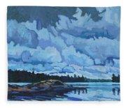 Singleton Islands Fleece Blanket