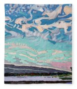 Singleton Storm Fleece Blanket