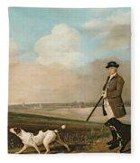 Sir John Nelthorpe Fleece Blanket
