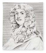 Sir Peter Lely, 1618 Fleece Blanket