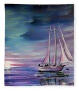 Sirens Song Fleece Blanket
