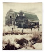 Sister Barns Fleece Blanket