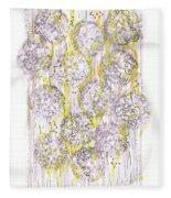 Size Exclusion Chromatography Fleece Blanket
