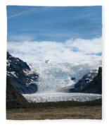 Skaftafell  Fleece Blanket